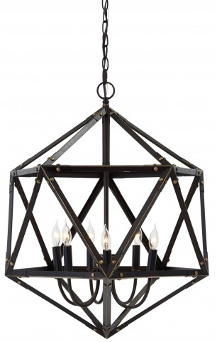 Bronze Metal Pendant Light