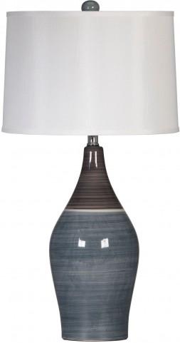 Niobe Ceramic Table Lamp Set of 2
