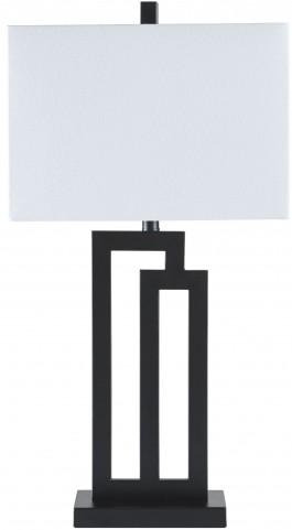 Darrius Bronze Metal Table Lamp