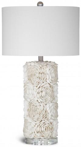 Shell Cream  Table Lamp