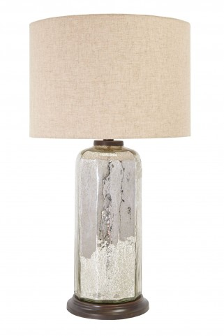 L430084 Glass Table Lamp