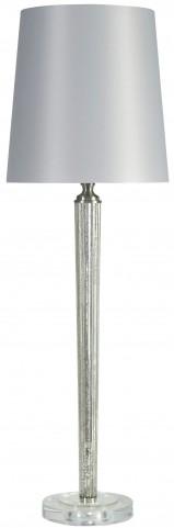 Ardara Mercury Glass Glass Table Lamp