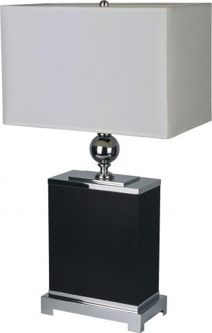 Riya Black Table Lamp Set of 2