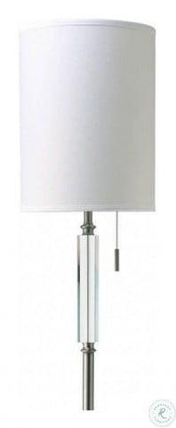 Aya White Floor Lamp