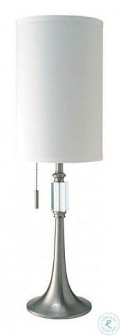 Aya White Table Lamp