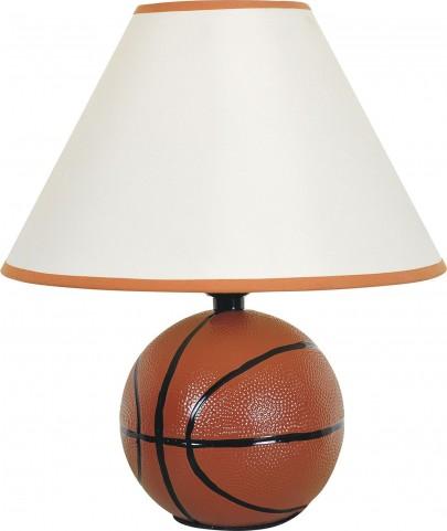 Sparta Basketball Table Lamp