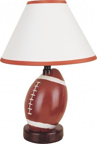Sparta Football Table Lamp
