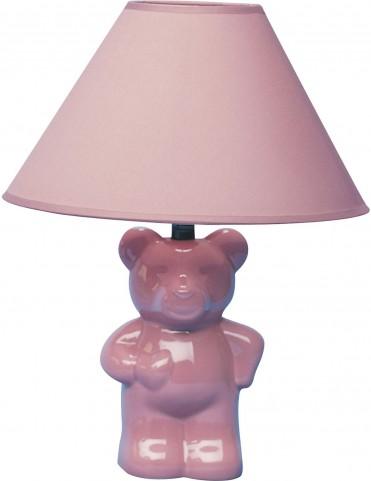 Gumi Pink Bear Table Lamp