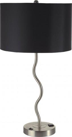 Sprig Black Table Lamp Set of 2