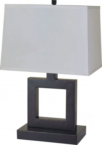 Ally Black Table Lamp Set of 2