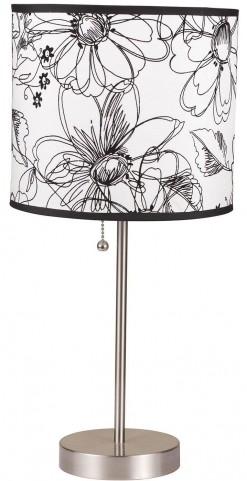 Mei Black Table Lamp Set of 2