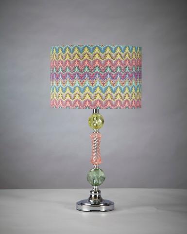 Starla Acrylic Table Lamp