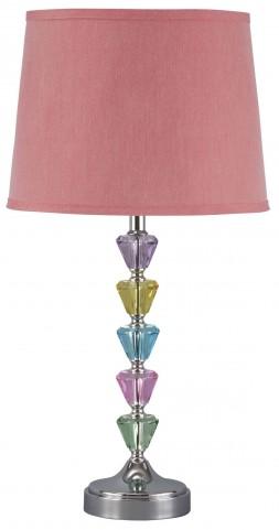 Sookie Multi Crystal Table Lamp