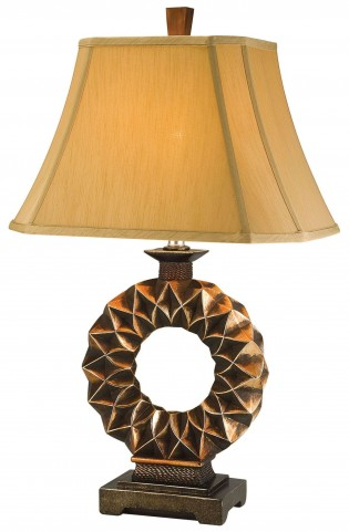 Mabel Copper Bronze Table Lamp