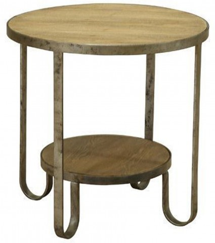 Barstow Brown End Table