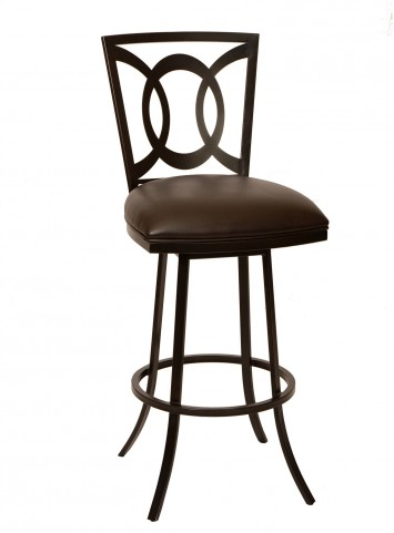 "Drake 26"" Coffee Barstool"