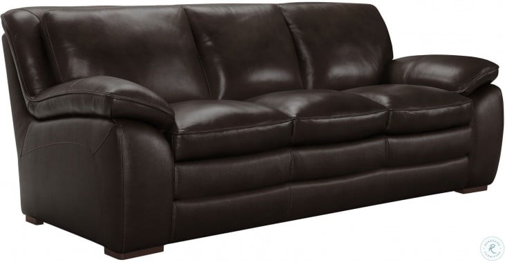 Excellent Zanna Dark Brown Leather Sofa Lamtechconsult Wood Chair Design Ideas Lamtechconsultcom