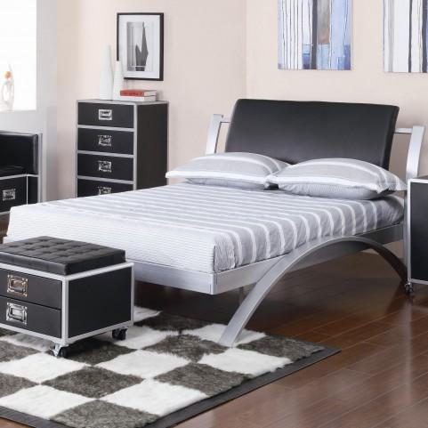 LeClair Full Platform Bed