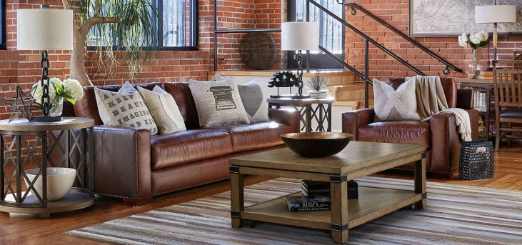Metalworks Factory Chic Occasional Table Set