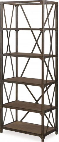 Metalworks Factory Chic Etagere
