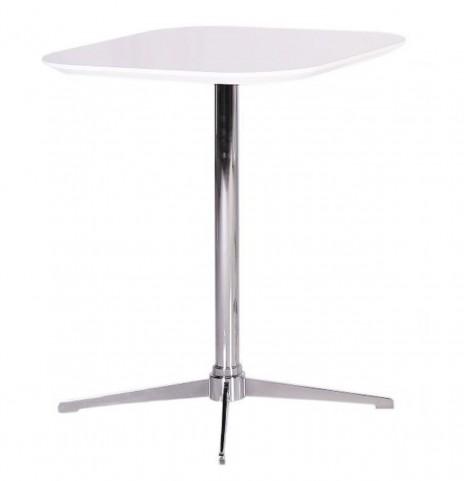 Leon White Gloss Table