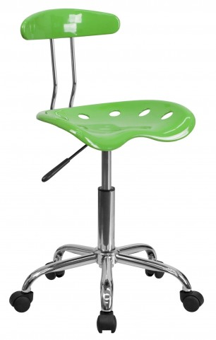 Vibrant Spicy Lime Computer Task Chair