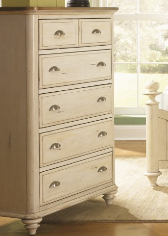 Ocean Isle 5 Drawer Chest