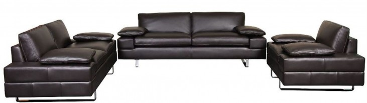 Lindo Leather Living Room Set