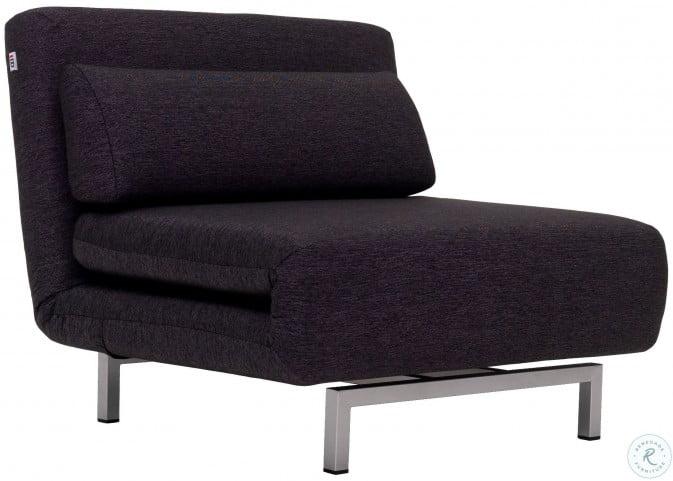 LK06-2 Black Fabric Premium Living Room Set