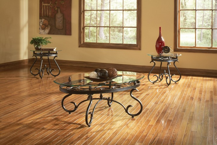 Lola 3 Piece Occasional Table Set