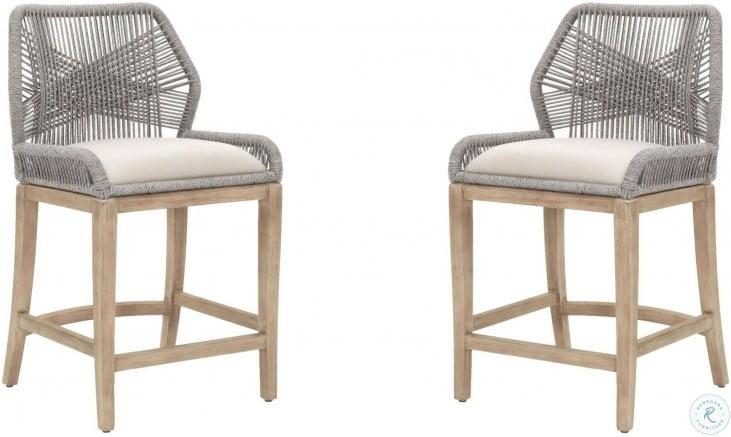 Sensational Loom Platinum Counter Stool Pabps2019 Chair Design Images Pabps2019Com