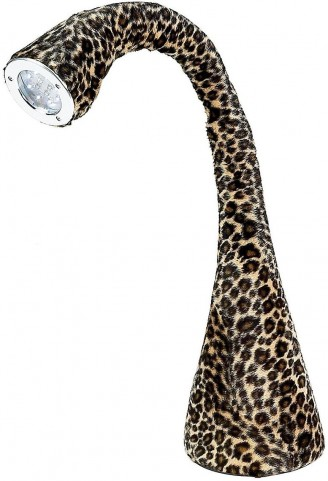 Nessie Leopard Table Lamp