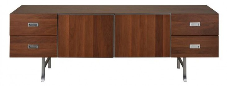 Lux Walnut Sideboard