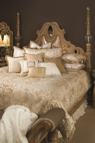 Luxembourg Queen Bedding Set (12pc)