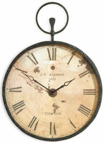 Papa's Pocket Watch Wall Clock