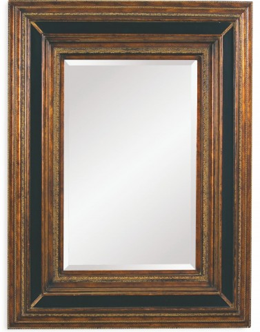 Valejio Ant gold and Ebony Wall Mirror