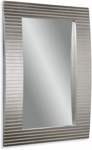 Tambour Clear Wall Mirror