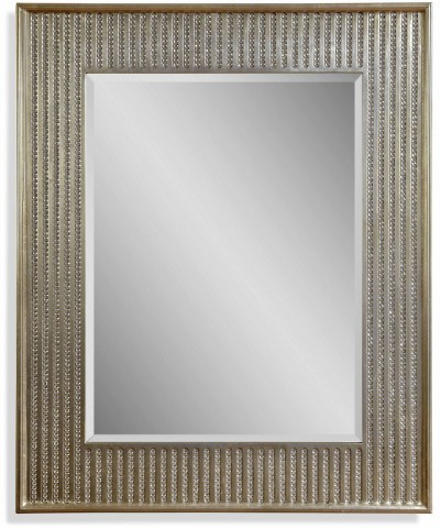 Bling Champagne Wall Mirror
