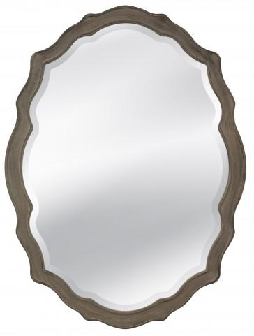 Barrington Distressed Grey Wall Mirror
