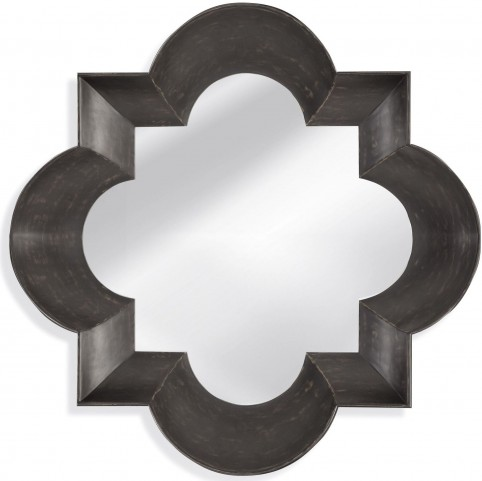 Remsen Black Wall Mirror