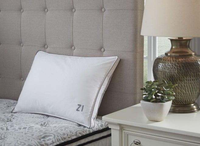 Z123 Pillow Series White Total Solution Pillow Set Of 4
