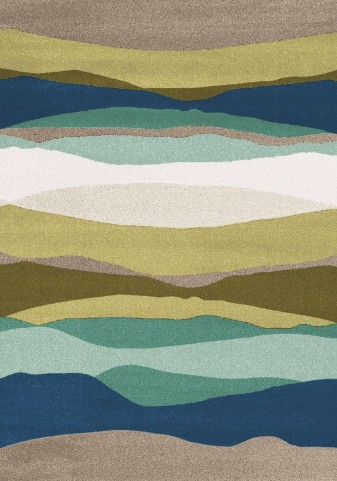 "Manika Morning Beach 63"" Rug"