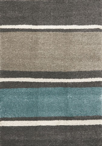 "Maroq Lazy Stripes Soft Touch 94"" Rug"