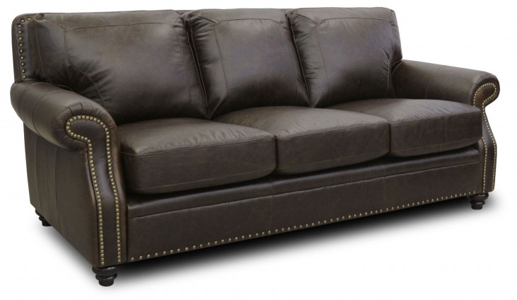 Mason Italian Leather Sofa