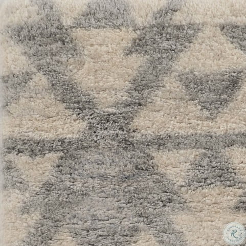 Merino Ivory And Grey Southern Small Area Rug