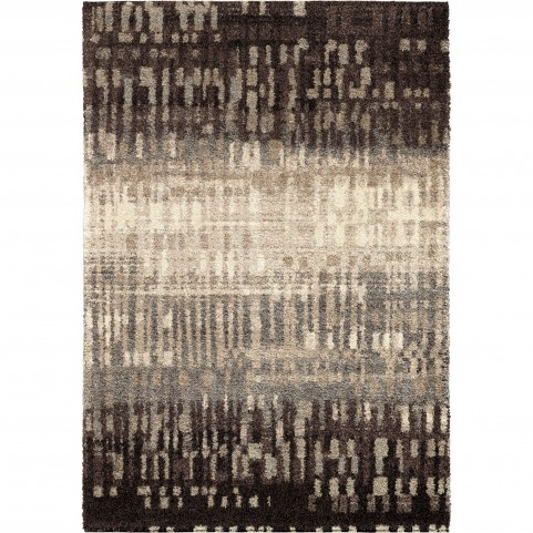 City Drizzle Slate Large Rug