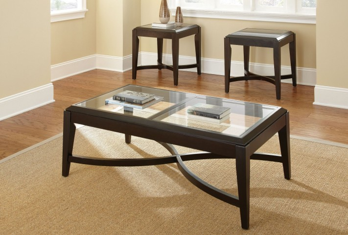 Mayfield 3 Piece Occasional Table Set