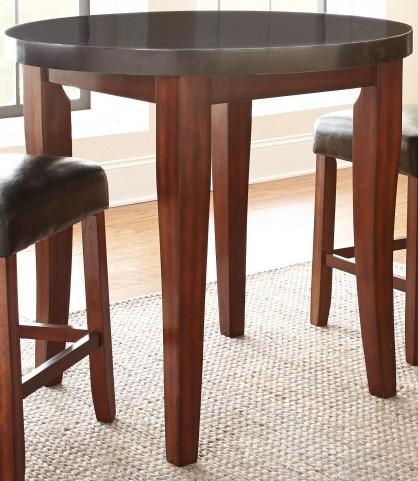 Granite Bello Round Counter Height Table