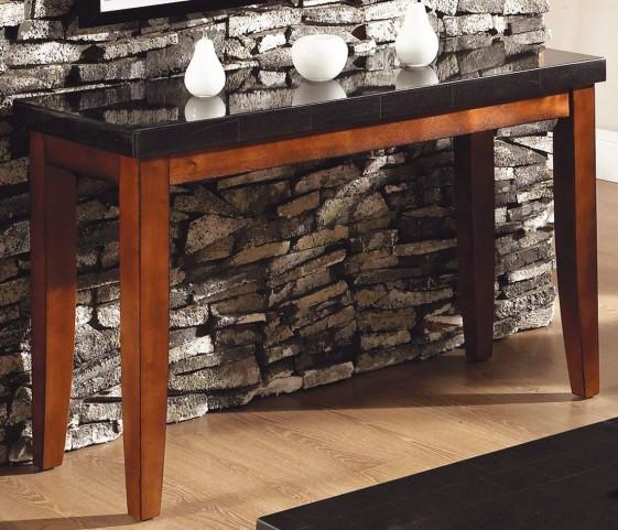 Granite Bello Medium Cherry Sofa Table