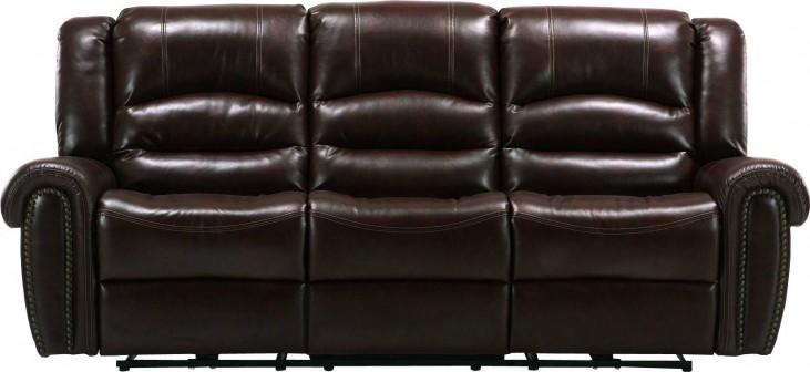 Gershwin Java Dual Power Reclining Sofa